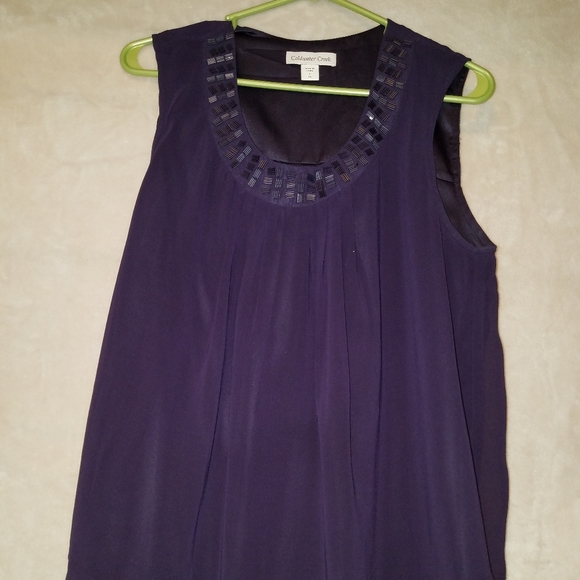 Maurices Tops - pretty sleeveless top